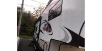 Roulotte a sellette Sprinter 25' 2013